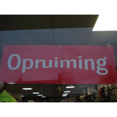 AA OPRUIMING OPRUIMING
